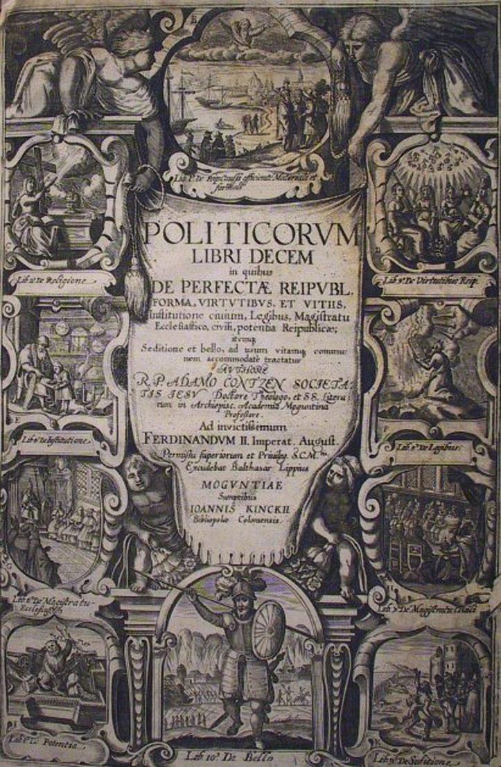 Politicorum libri decem