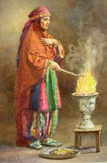 Zoroastrian woman (RCMS.89.70)