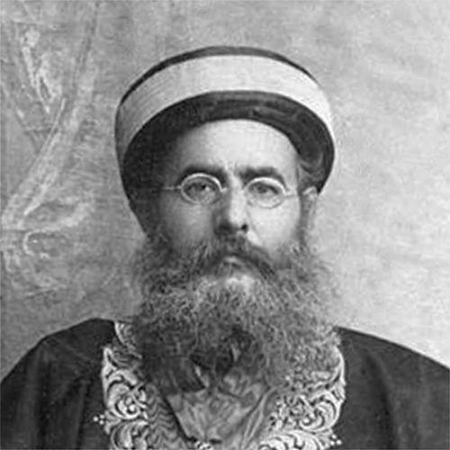 Rabbi Refael Aharon Ben-Shim'on