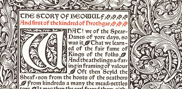why is beowulf an epic poem