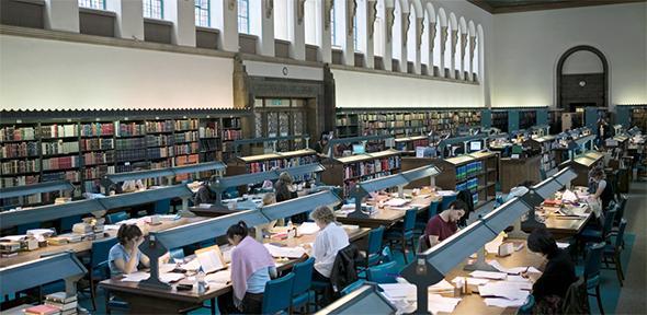 Reading Room | Cambridge University Library