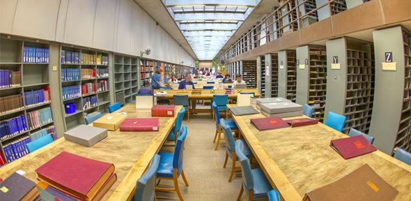 Book Library Rooms American University