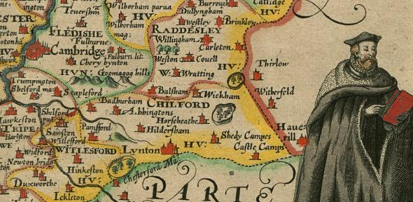 Digital maps | Cambridge University Liry on